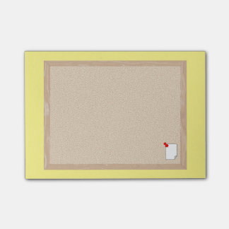bulletin board post-it® notes