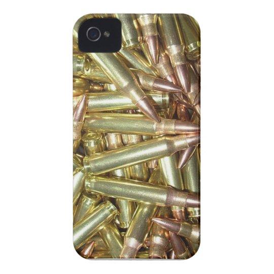 Bullets AR15 Ammo iPhone 4 Cases