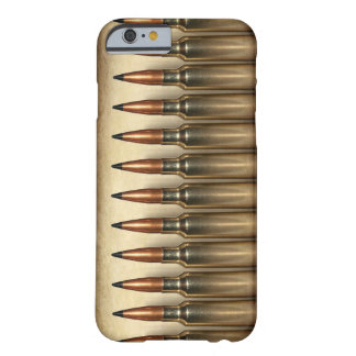 Bullets Barely There iPhone 6 Case