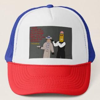 Bullets Bourbon/ Pencilneck #3 Hat
