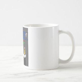 "Bullets Bourbon ""Whodunnit?"" Coffee mug"