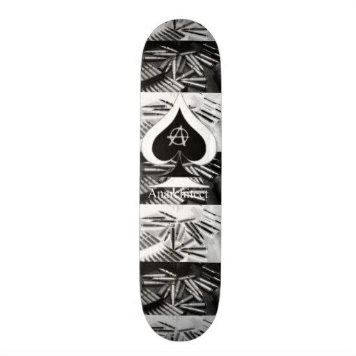 bulletsscattered1234, bulletsscattered1234white... skateboard decks