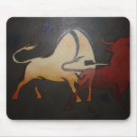 Bullfight 1 mouse pads