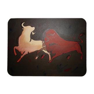Bullfight 2 magnets