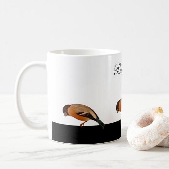 Bullfinch - Bird Coffee Mug