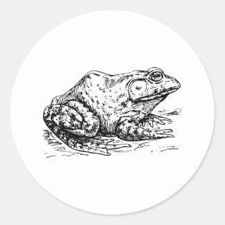 Bullfrog Stickers