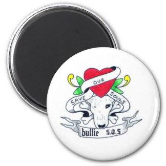 Bullie SOS Magnet