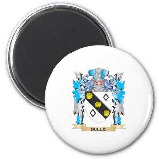 Bullis Coat of Arms Fridge Magnets