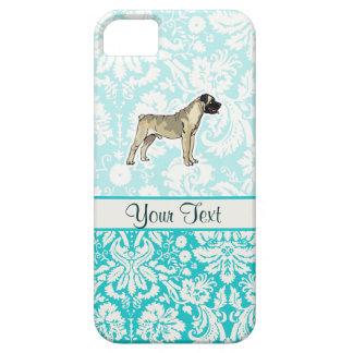 Bullmastiff Cute iPhone 5 Cases