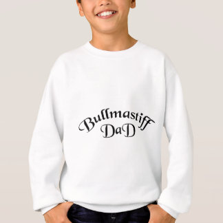Bullmastiff Dad Sweatshirt