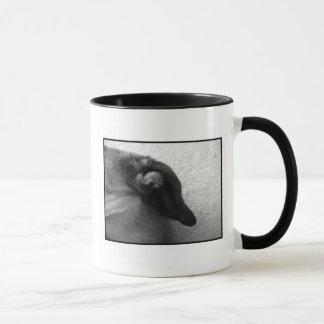 Bullmastiff Ear 2 Mug