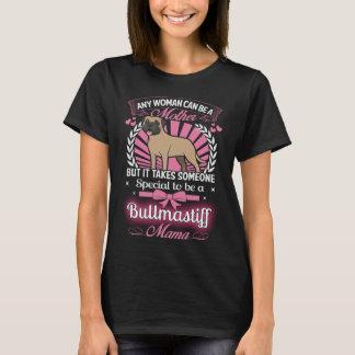 Bullmastiff Mama shirt