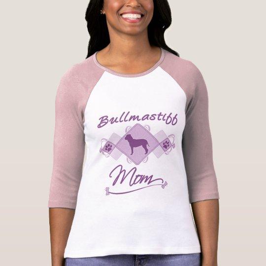 Bullmastiff Mum T-Shirt