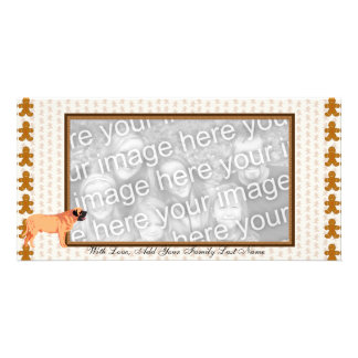 Bullmastiff's are Awesome Customized Photo Card