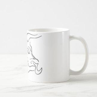 BullnoseCommando Basic White Mug
