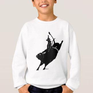 Bullrider  1 sweatshirt