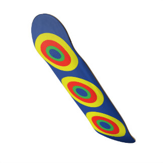 "Bull's Eye 8 1/2"" Skateboard"