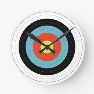 Bulls Eye Clocks