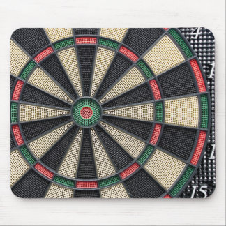 Bulls Eye Mouse Pad