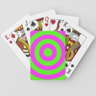 Bull's Eye Playing Cards