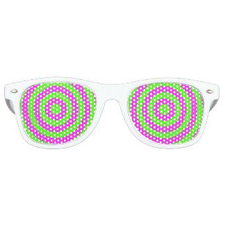 Bull's Eye Retro Sunglasses