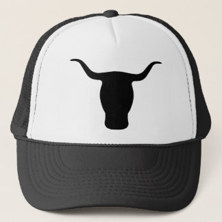 Bull's Head Trucker Hat