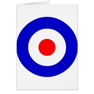 Bullseye Card