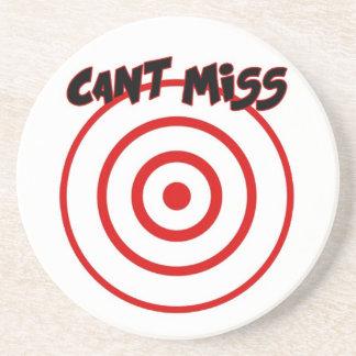 Bullseye coaster Cant Miss!