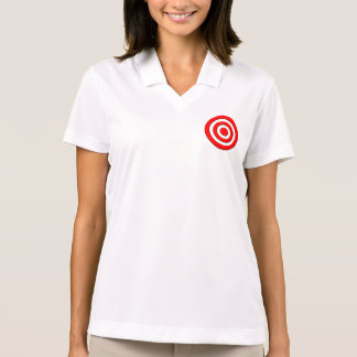 Bullseye Polo Shirt