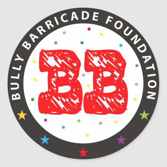 Bully Barricade Stickers