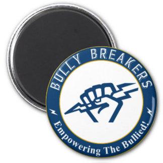 Bully Breaker Official Merchandise 6 Cm Round Magnet