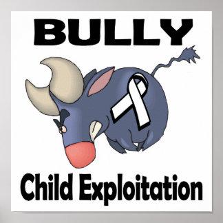 BULLy Child Exploitation Poster