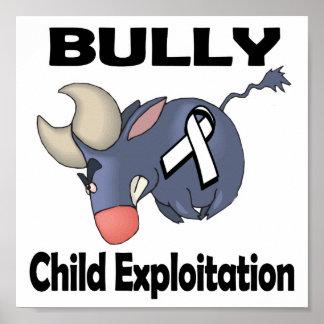 BULLy Child Exploitation Print