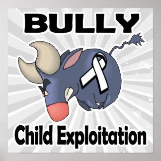 BULLy Child Exploitation Posters