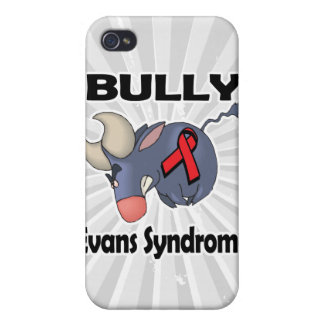 BULLy Evans Syndrome Covers For iPhone 4