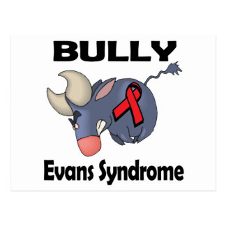 BULLy Evans Syndrome Postcard