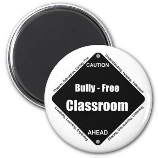Bully - Free Classroom Fridge Magnets