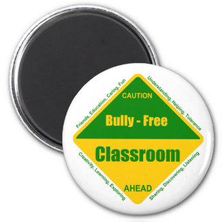 Bully - Free Classroom Products Refrigerator Magnets