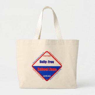 Bully - Free School Zone Tote Bag