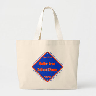 Bully - Free School Zone Tote Bags
