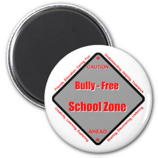 Bully - Free School Zone Magnets