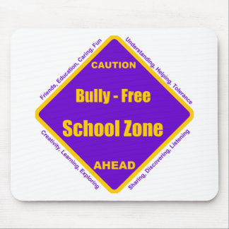 Bully - Free School Zone Mouse Mat