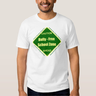 Bully - Free School Zone Tshirt