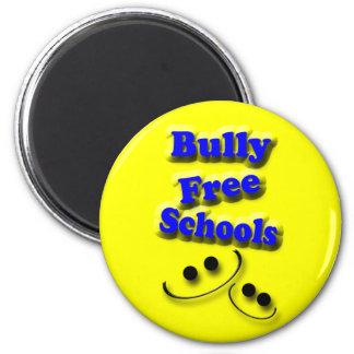 Bully Free Schools Fridge Magnet