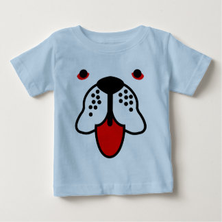 Bully Gesicht Baby T-Shirt