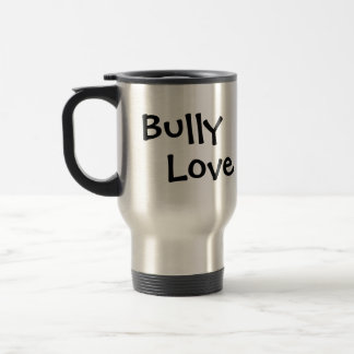 Bully Love Bullmastiff Mug