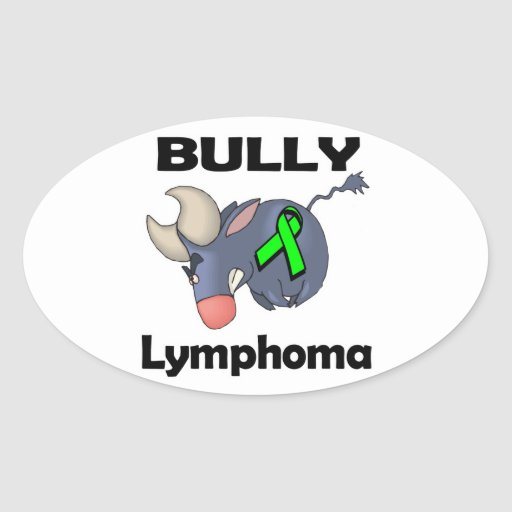 BULLy Lymphoma Sticker