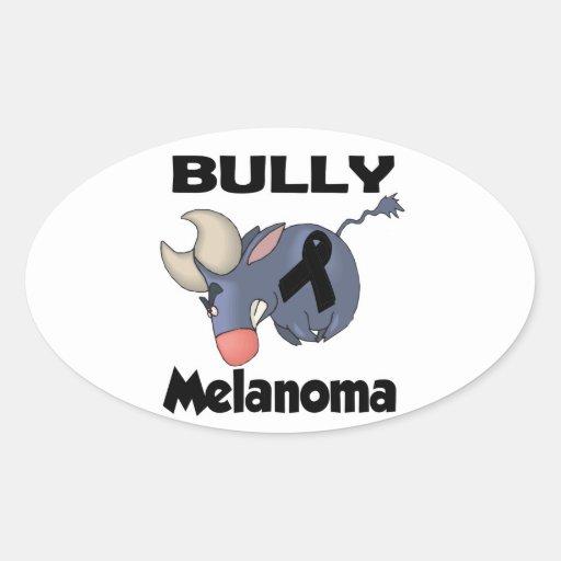 BULLy Melanoma Stickers