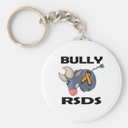 BULLy RSDS Basic Round Button Key Ring