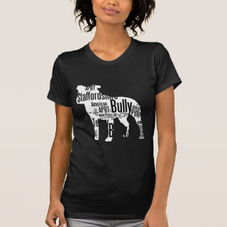 Bully Shape with rescue words T-Shirt